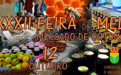 XXXII Feira do Mel (Mercado de Outono)