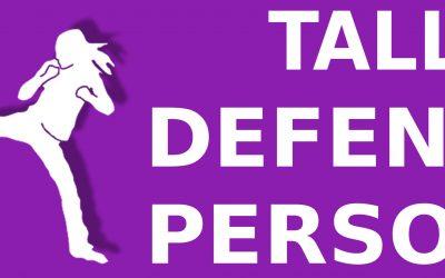 👮 Taller de Defensa Persoal