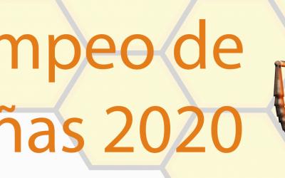 Trampeo de Raiñas Velutinas 2020 #QuedaNaCasa